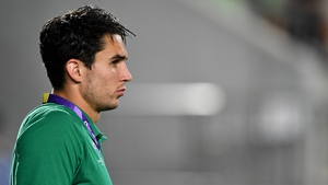 Joey Carbery could make his return tonight