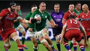 Rhys Ruddock drove Ireland on