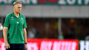 Joe Schmidt: 'I thought we created lots'