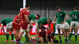 Ireland have eight days to turn things around