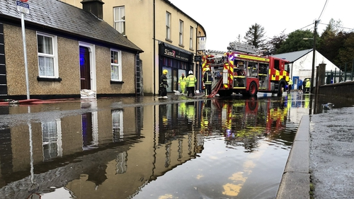 Donegal was one of the worst affected counties by Storm Lorenzo