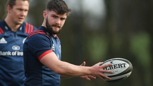 Bill Johnston signed for Ulster in the off season