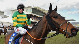 Geraghty on Sire Du Berlais after winning at Cheltenham back in March