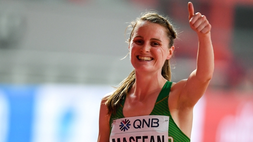 Ciara Mageean believes she has never been in better shape in January