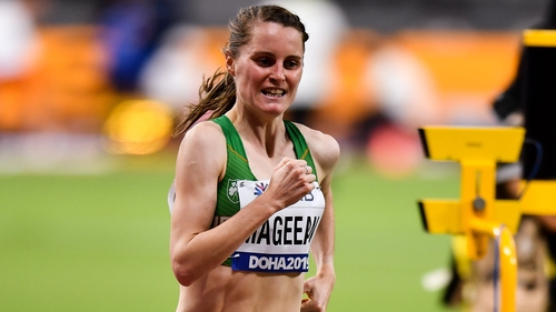 'Lidl Moves for 20x20' ambassador Ciara Mageean  ran a personal best 4:00.15 for the 1500m at the 2019 World Championships