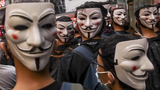 Fresh protests as mask ban upheld by Hong Kong court
