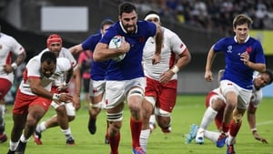 Charles Ollivon is the new France captain