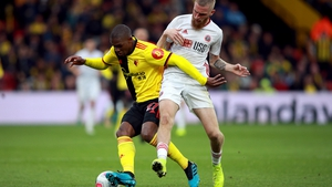 Christian Kabasele believes Watford 'have too much quality up front to be involved in a relegation battle'