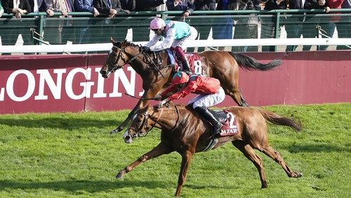 Waldgeist stuns history-chasing Enable to win Arc