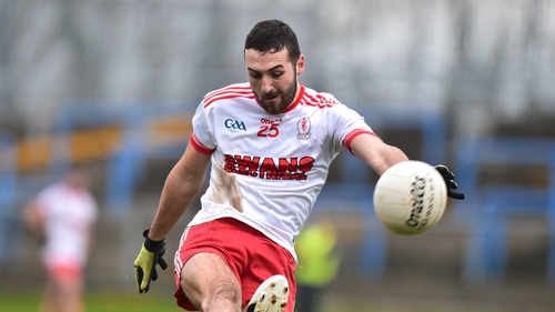 Chris Blake scored 0-06 for Éire Óg
