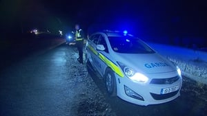 Gardaí confirmed that two men were killed in the crash