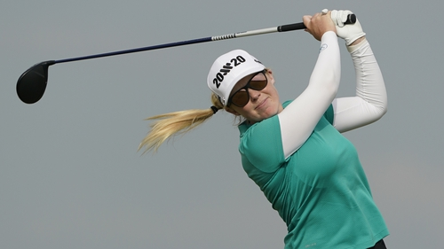 Stephanie Meadow will play on the LPGA Tour with Leona Maguire next season