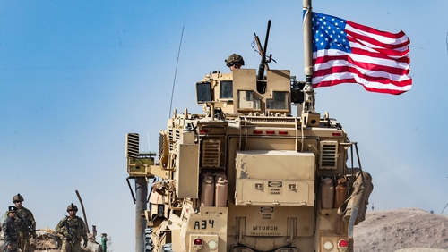 Turkey accused the US of stalling efforts to establish a 'safe zone' in northern Syria