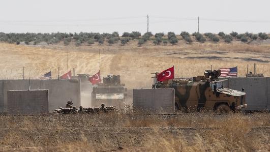 Turkey to enter Syria 'shortly'