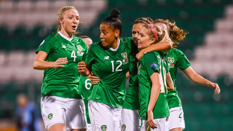 Ireland game in Greece to be shown live on RTÉ2