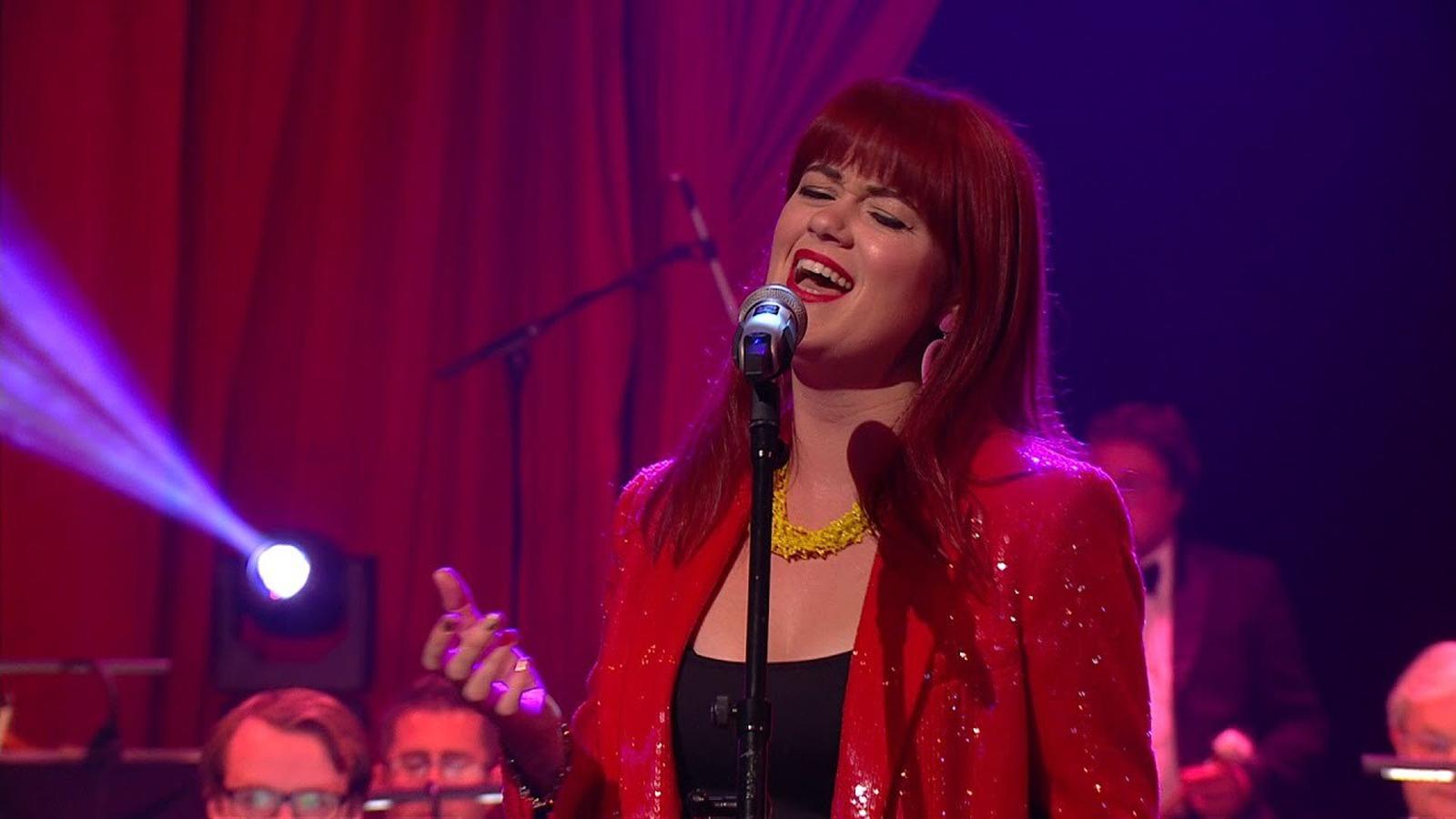 Watch: Suzanne Savage & the RTÉ CO celebrate Leonard Cohen