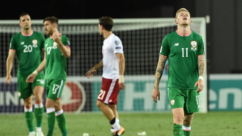 Keith Treacy feels Ireland could struggle in Georgia as they did two years ago