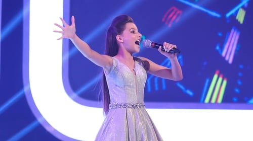 Anna Kearney will represent Ireland at the Junior Eurovision in Poland