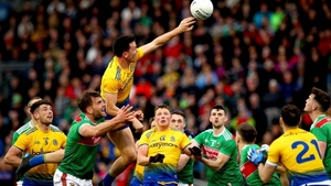Roscommon defeated Mayo by a point in the 2019 Connacht semi-final