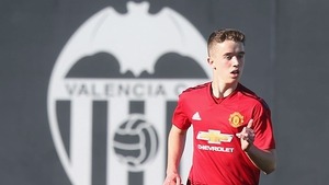 Harvey Neville has been retained by Manchester United