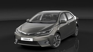 The Toyota Corolla hybrid is being favoured over petrol by most customers.