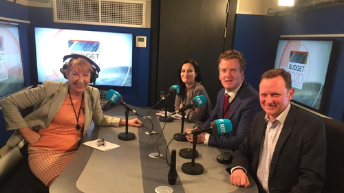 Your Politics Budget Special from the Dáil Studio
