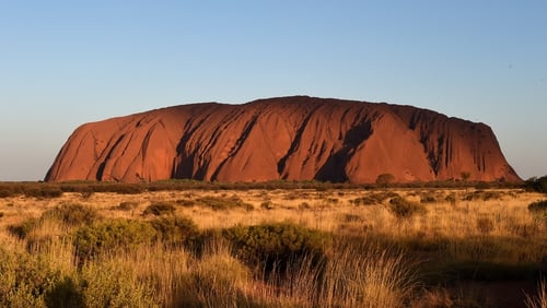 Visitors will be banned from climbing Uluru from 26 October