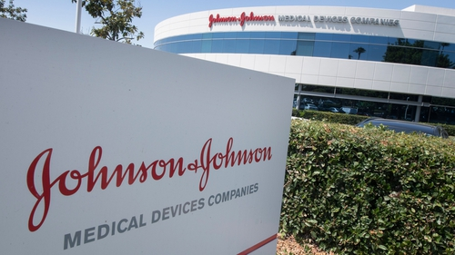 "Johnson & Johnson said the award was ""grossly disproportionate"""
