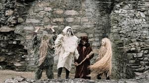 Púca characters (Fáilte Ireland/PA)