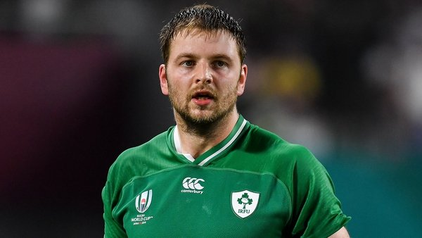 Iain Henderson: 'We'll welcome the distraction ofprovincial rugby around Ireland to get us back into the swing of things'