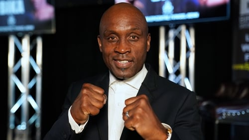 Nigel Benn is hoping to return to the ring