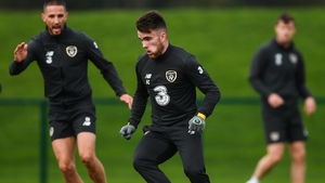 Uncapped Aaron Connolly could feature in Ireland's European qualifier double header