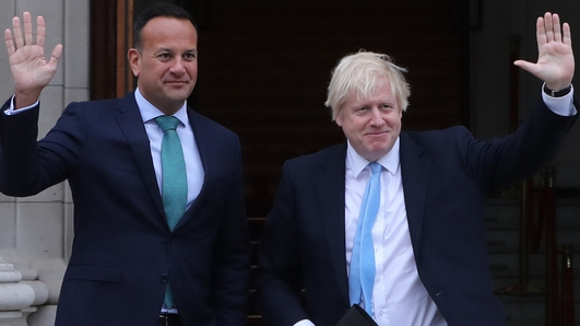 Varadkar and Johnson set for 'detailed' Brexit talks