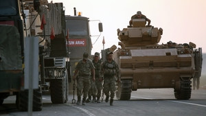 Turkish forces and their proxies have pushed deeper into Syria, on the fifth day of the offensive