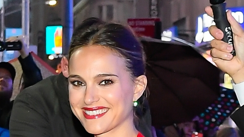 "Natalie Portman: ""If we don't talk to each other, we can't share, we can't get information, we can't get angry and organise together."""