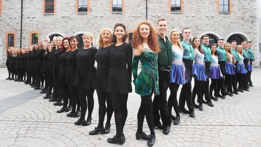 Riverdance Competition