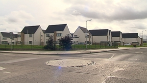 The controversy is related to housing developments in Cherry Orchard in Dublin