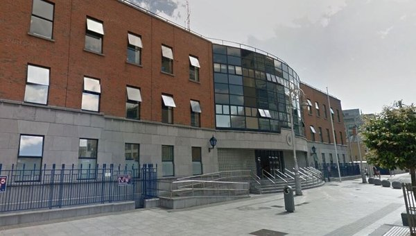 Gardaí at Store Street have appealed for witnesses to the incident