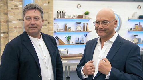 MasterChef's John Torode and Greg Wallace