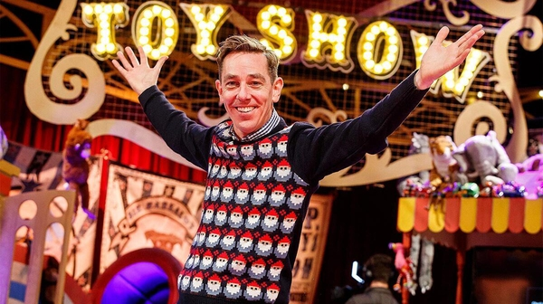 The Late Late Toy Show Auditions