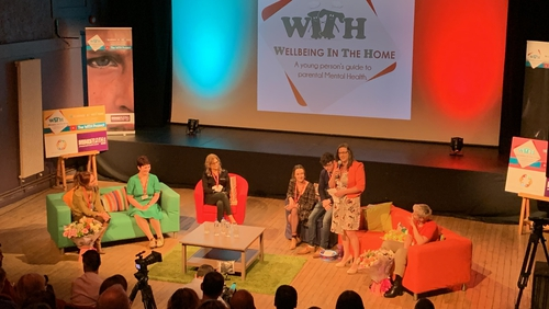 The WITH project aims to provide advice and assistance to young people, to help them deal with challenging family life situations