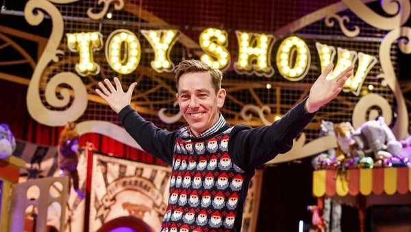 """Ryan Tubridy - """"We're ahead of ourselves"""""""