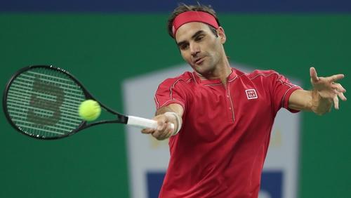 Roger Federer is hoping to ready for the Australian Open