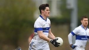 Diarmuid Connolly in action for St Vincent's