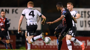 Wright scores Bohs' second