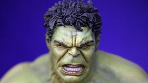 Toddler Has The Cutest Reaction To Bruce Banner Turning Into Hulk