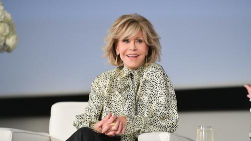 Jane Fonda has won two Oscars and seven Golden Globes