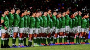 Joe Schmidt may make a couple of change to the Ireland team