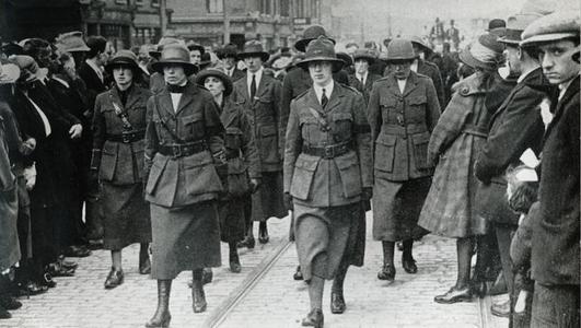 Irish War of Independence - Women of the Revolution