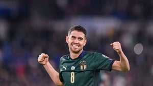 Jorginho scored a 63rd-minute penalty as Italy defeated Greece 2-0